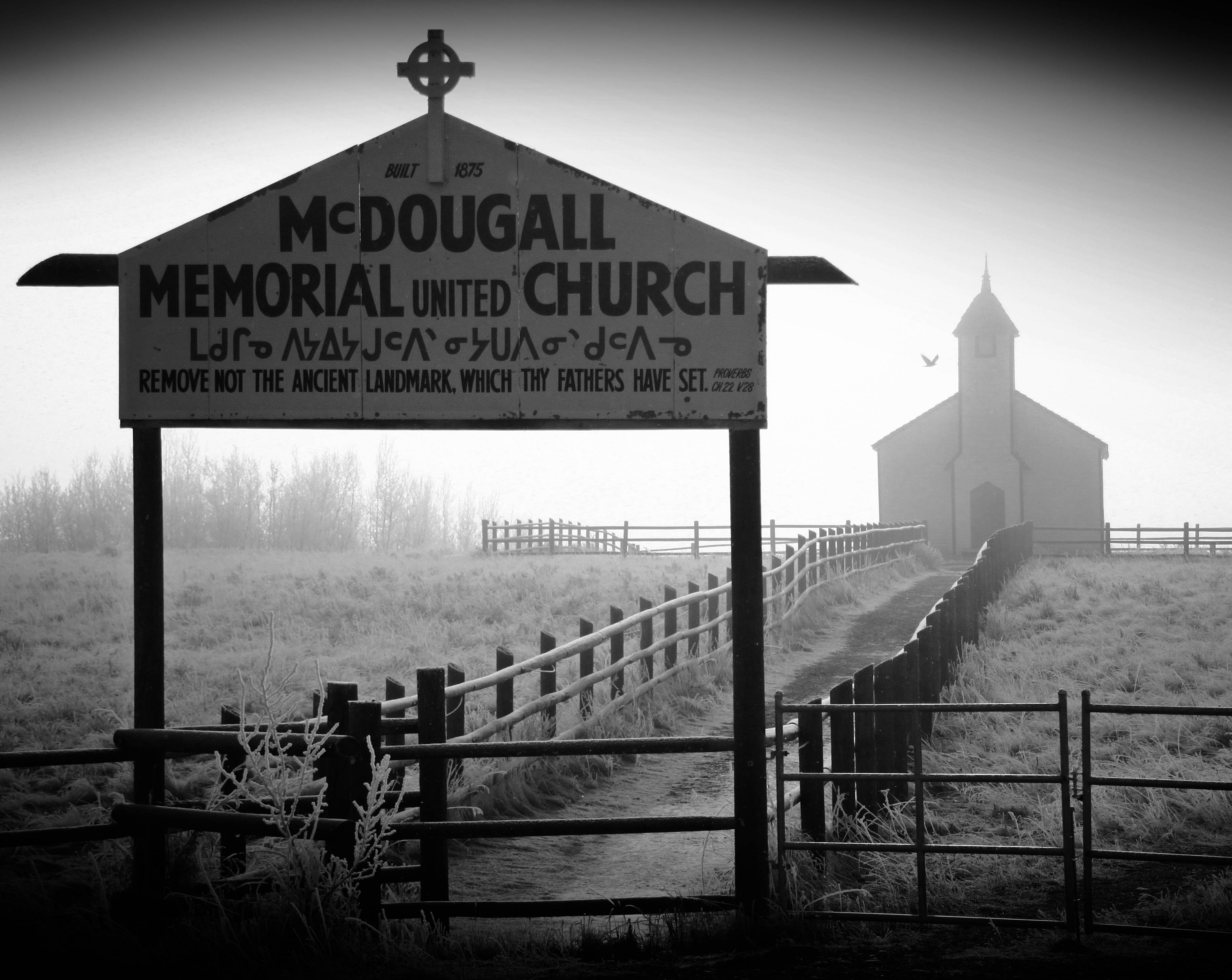 McDougall Memorial United Church