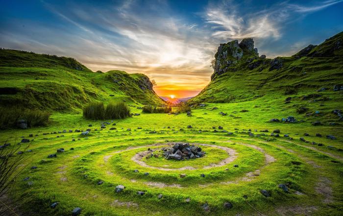 Labyrinth's Walk