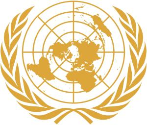 The United Nation's Emblem