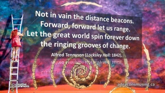 Alfred Tenyson (1842)