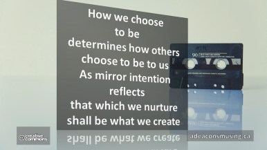 Intention Reflects