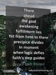 Faith's Step