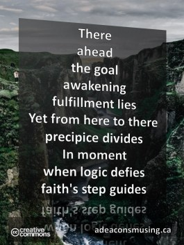 Faith's Step