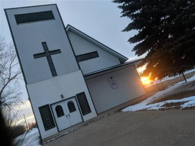 Lafleche United Church (Lafleche-Limerick Pastoral Charge)