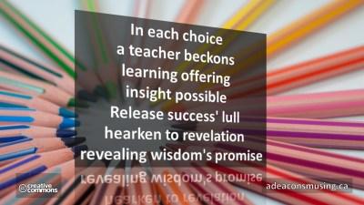 Wisdom Revealing