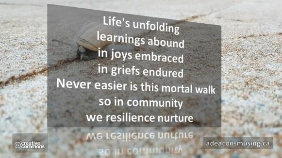 Resilience Nurture