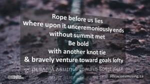 Toward Goals