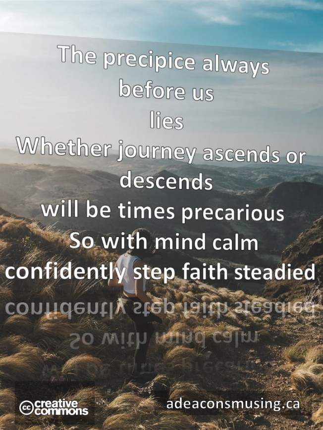 Faith Steadied