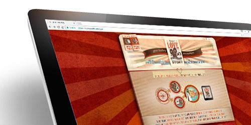Website Design & Development for YourLovestory • adeadpixel