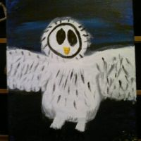 Zoe Dru and I Painted Tonight!