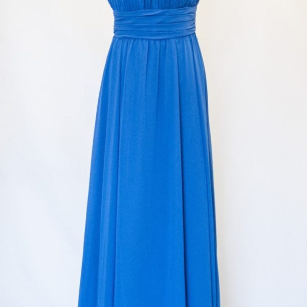 Style 282 Royal Blue Front
