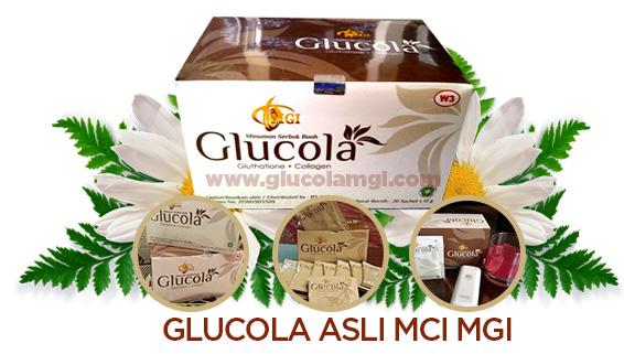 Glucola Asli MCI MGI Bandung