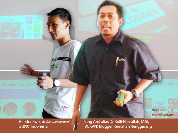 Hendra-Kwik-dan-Kang-Arul-di-Kelas-Blogger-Bareng-KUDO