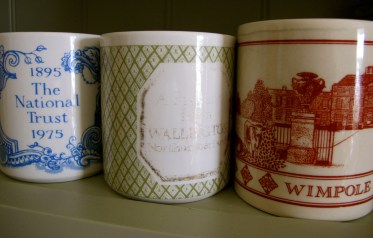 those National Trust mugs of Christmas lists