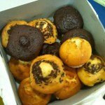 The Sweetest Muffins: Chocolat N Spice