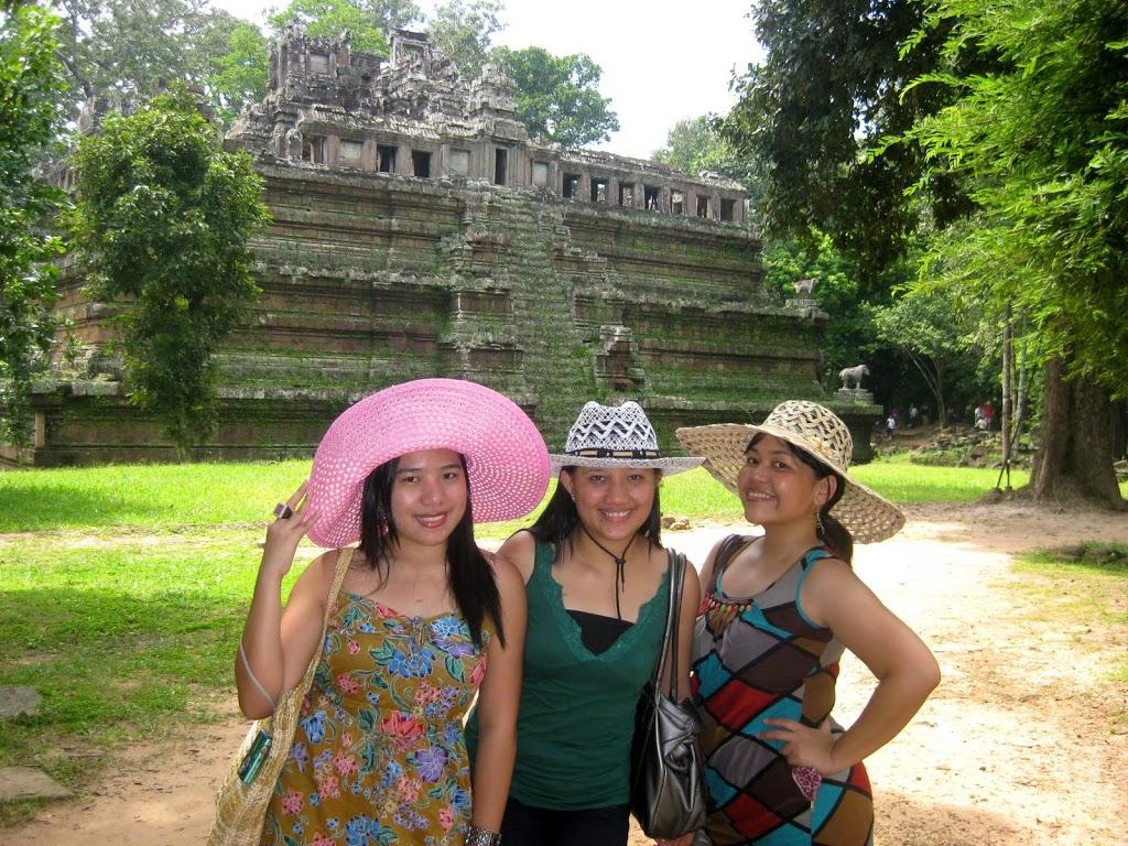 Cambodia Phimeanakas