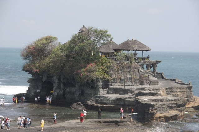 Bali Indonesia tour package tanah lot temple