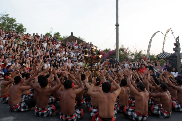 Bali Indonesia tour package uluwatu kecak dance