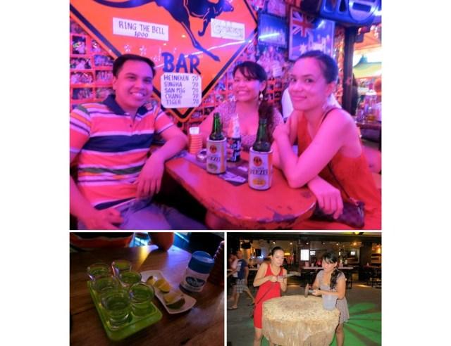 Phuket Thailand bar
