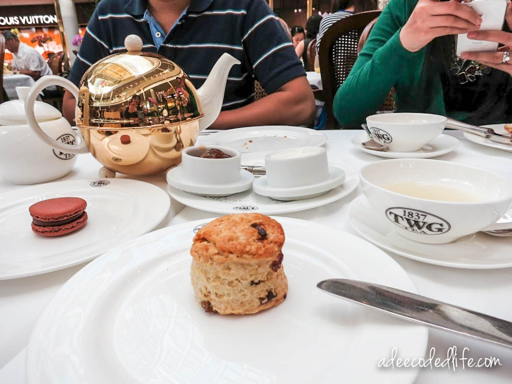 TWG High Tea Set