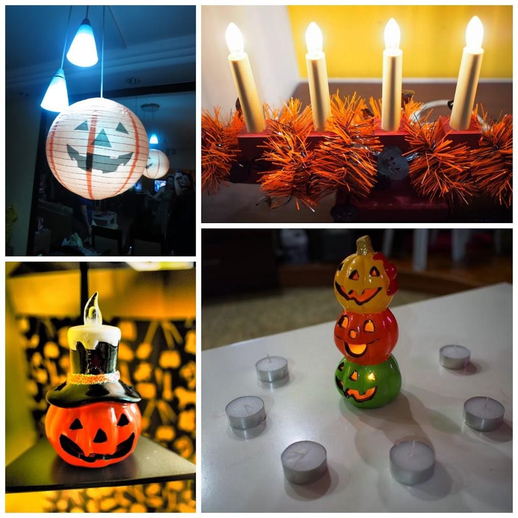 Halloween-decors