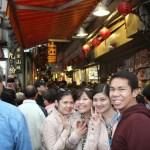 Taiwan Jiufen Old Street {Deetour}