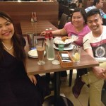 A College Christmas Reunion in Singapore