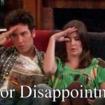 Disappointed with the HIMYM Finale