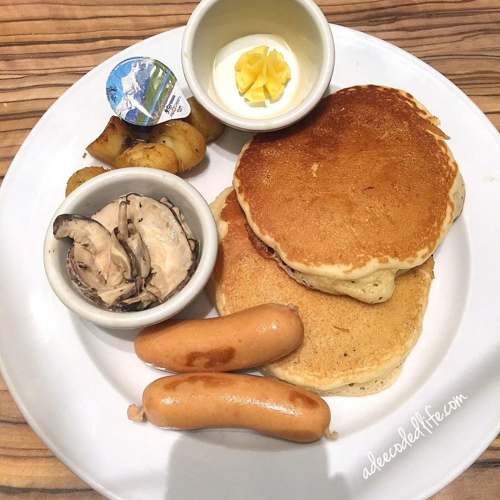 Swensens pancakes