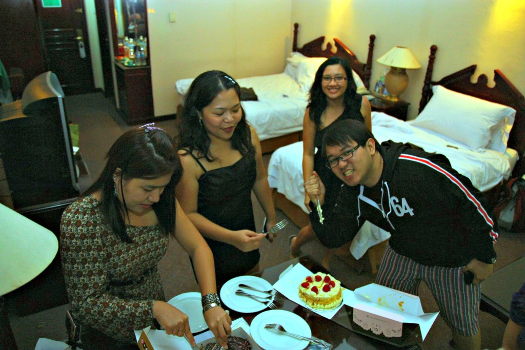 jakarta hotel room bday