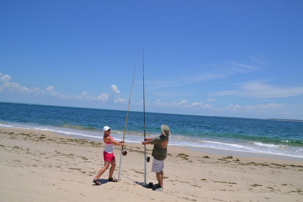 stradbroke fishing