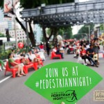 Let's Walk on Orchard Road! #PedestrianNight