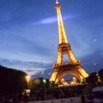 Bonjour, Paris! {Deetour}
