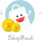 Get Cash Back from Shopback