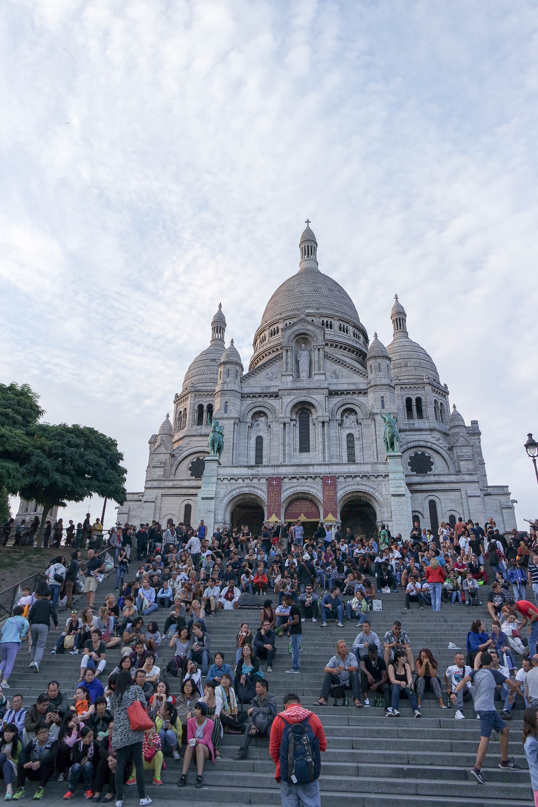 Paris Sacre Coeur Church