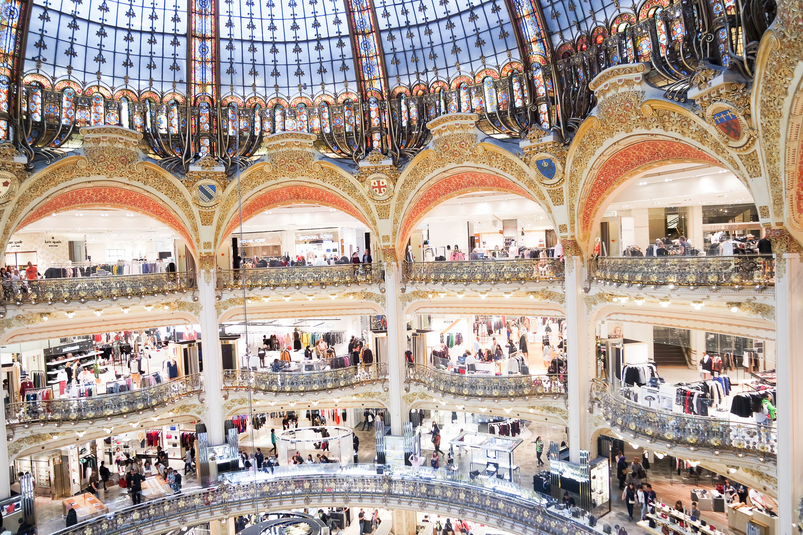 Paris Galleries Lafayette