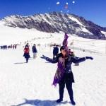 My First Snow: Jungfrau, Switzerland {Deetour}