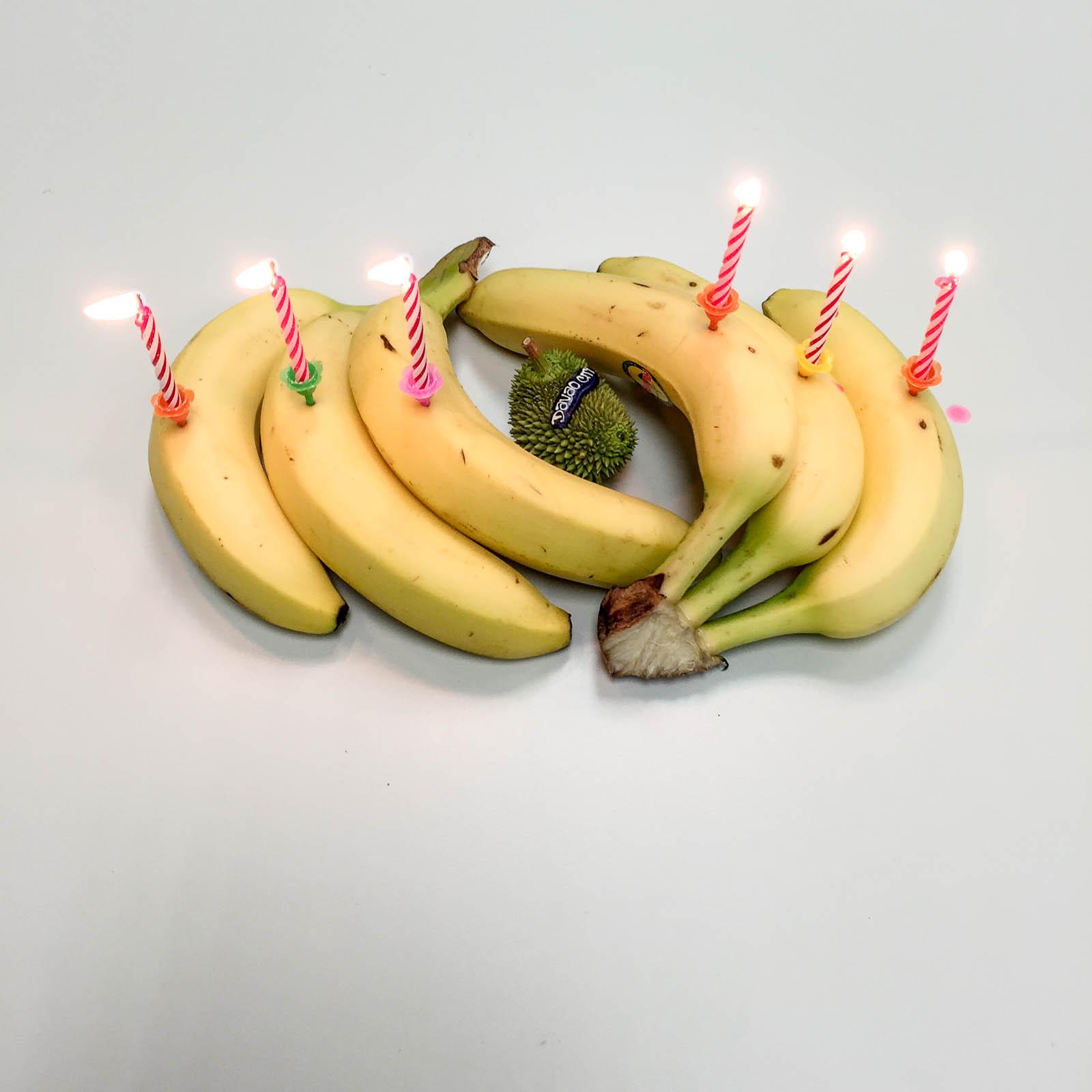 Banana Birthday Surprise A Deecoded Life