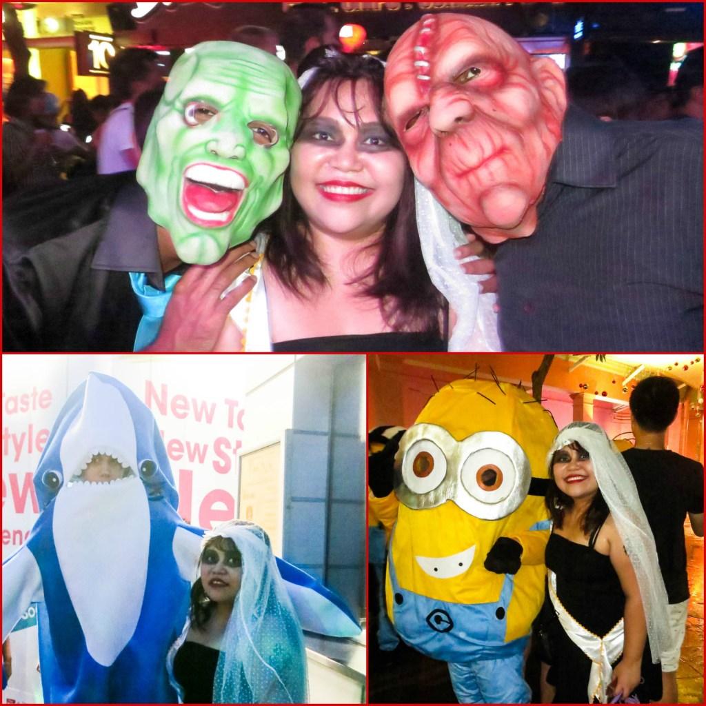 Halloween Clarke Quay Costumes 3