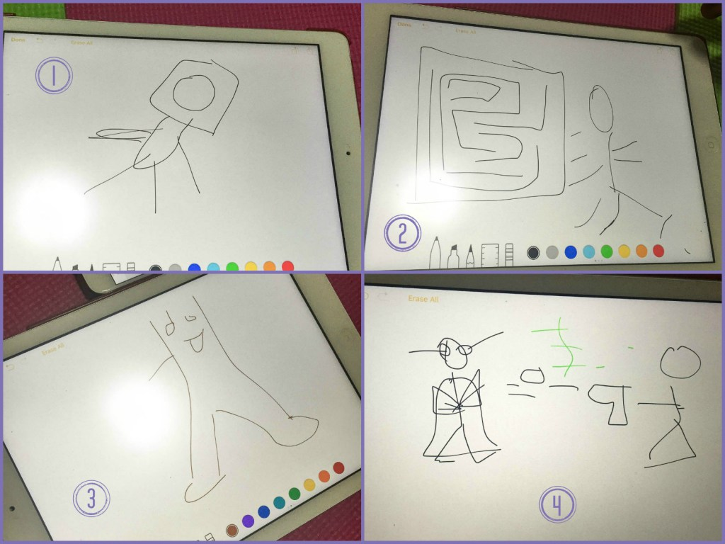 Movie Pictionary 1