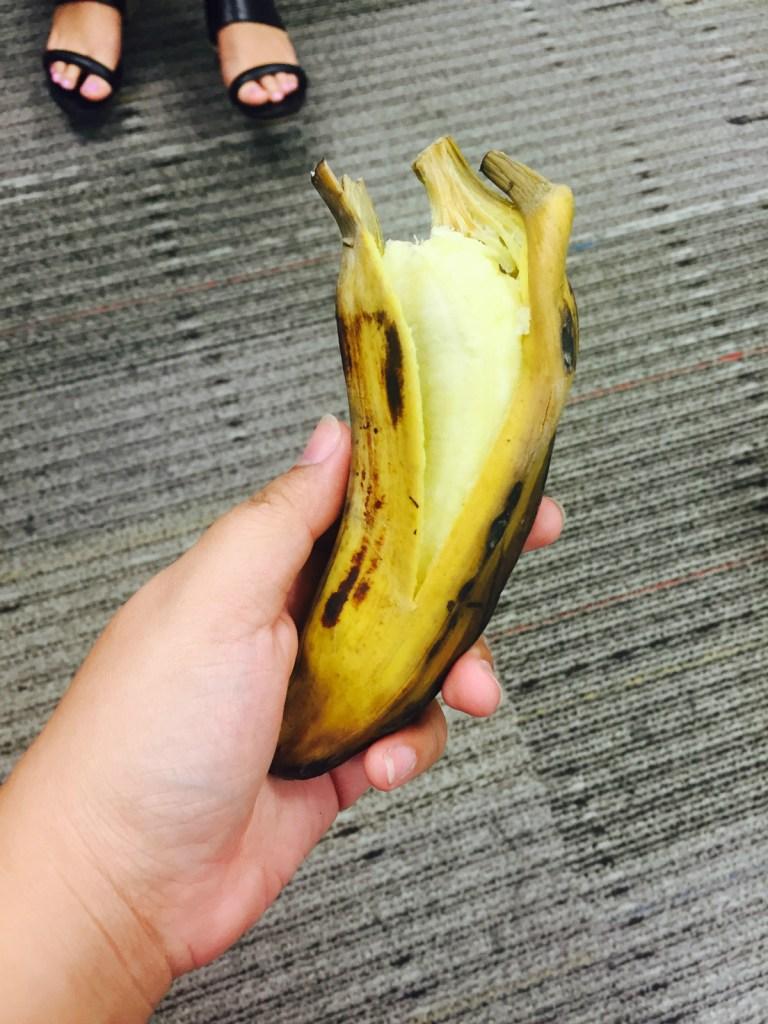 Boiled Banana