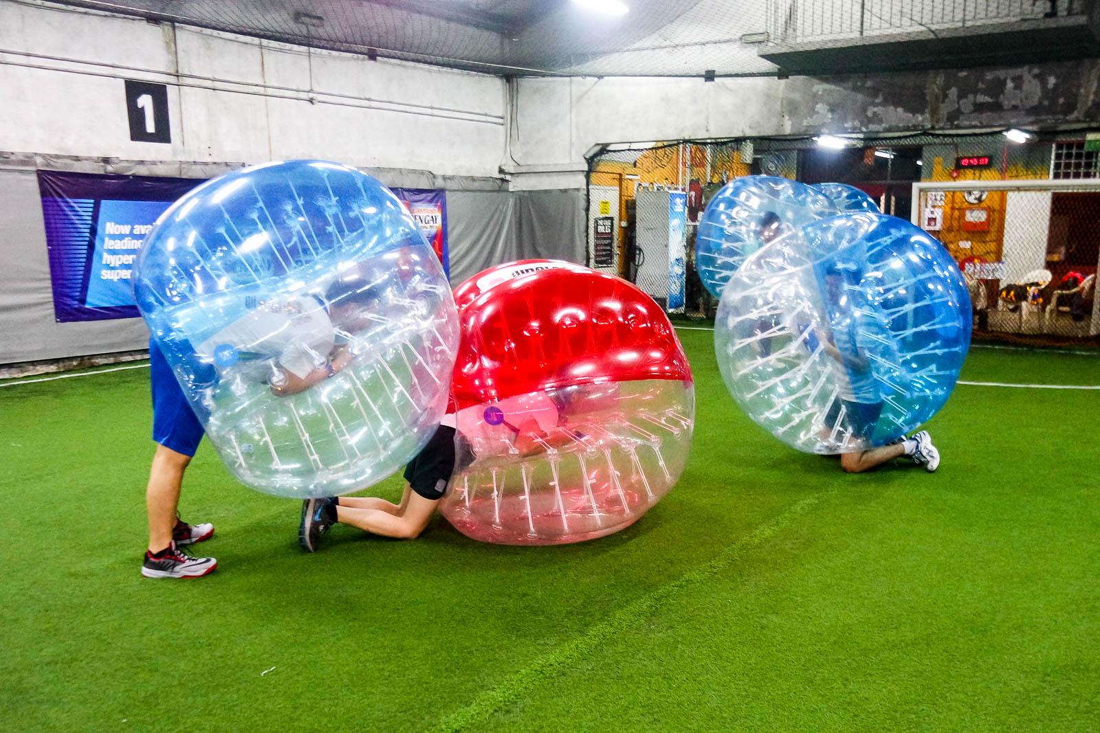 Bubble Soccer-19