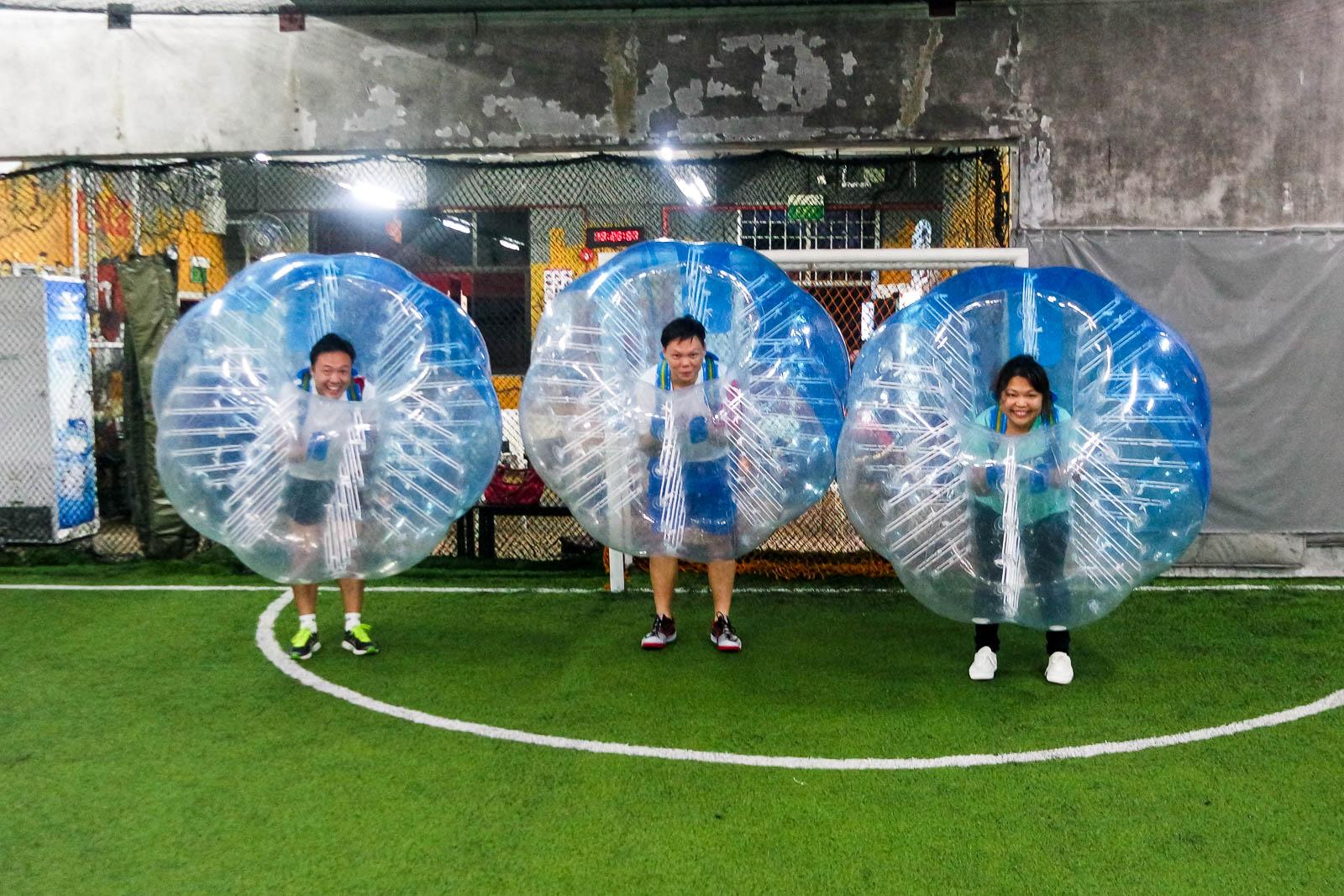 Bubble Soccer-3