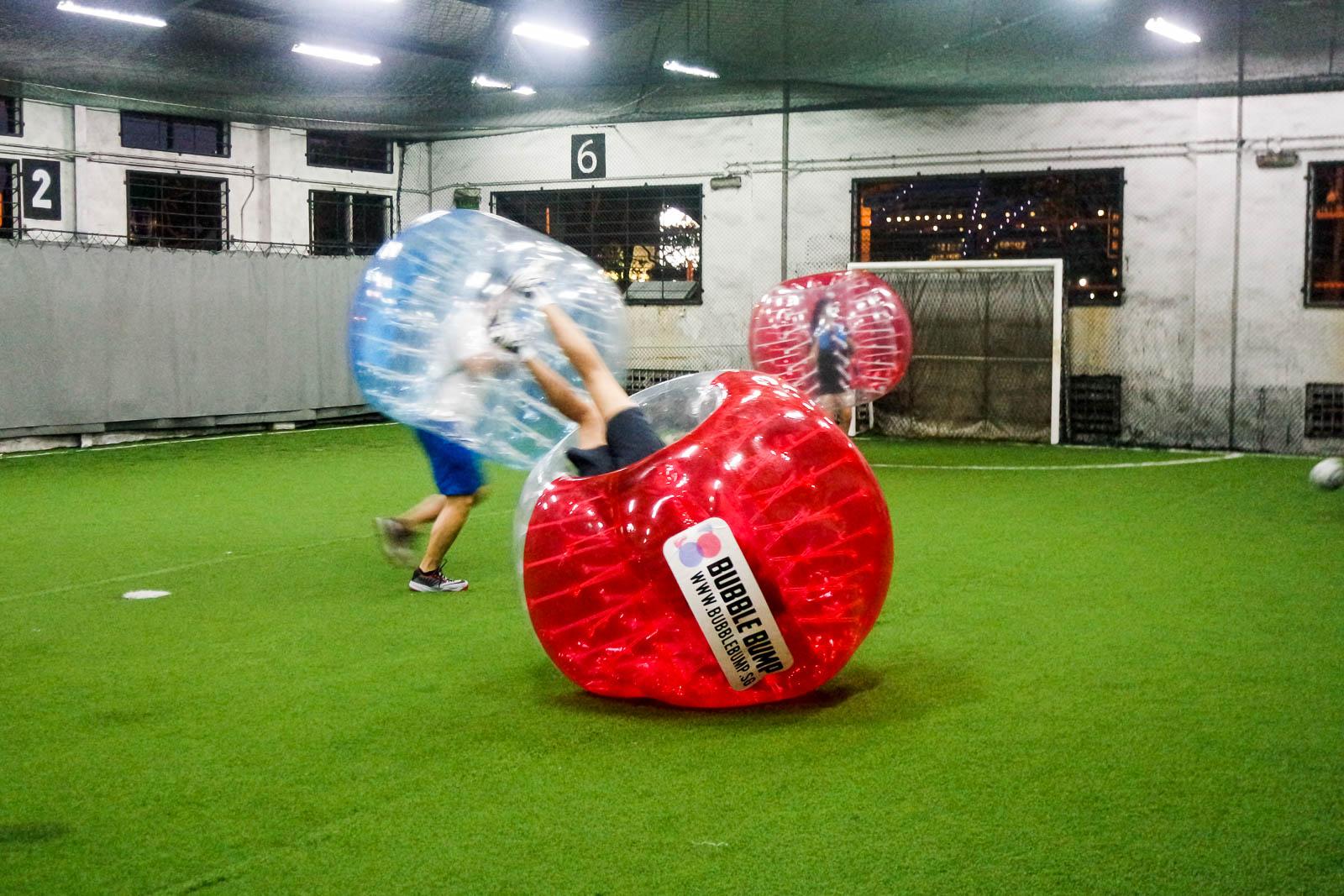 Bubble Soccer-9