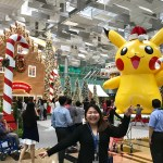 Pokemon Go Christmas @ Changi Airport