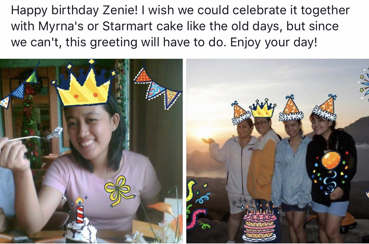How To Do Birthday Greetings On Facebook A Deecoded Life