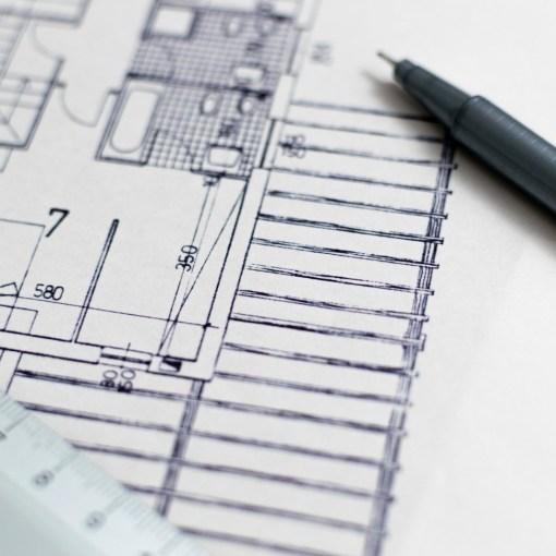 Imagen decorativa de un plano