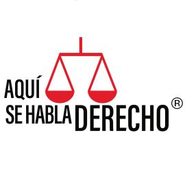 Logo Aquí Se Habla Derecho