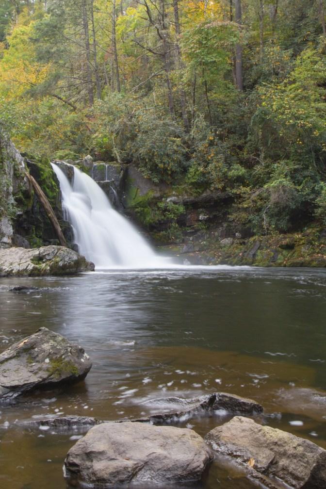 Abrams Falls, Great Smoky Mountain National Park, TN
