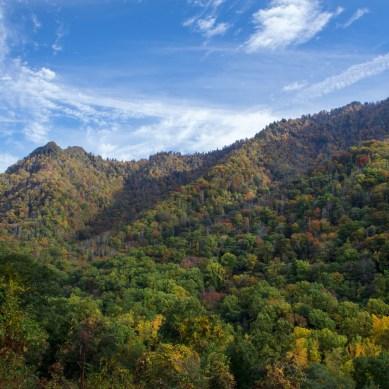 Mountain, Overlook, Great Smoky Mountain National Park, TN